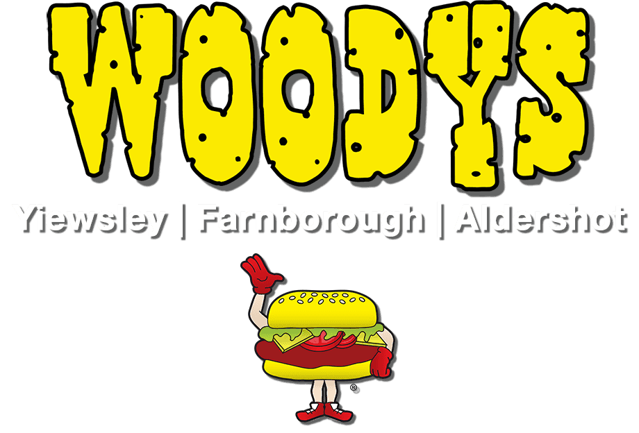 Woodys Takeout Logo