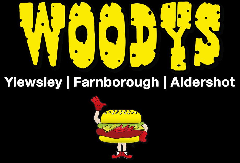 Woodys Takeout Logo